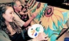 Painting & Vino (Orange County) - Multiple Locations: One, Two, or Four Three-Hour Painting Classes at Painting & Vino (Up to 56% Off)