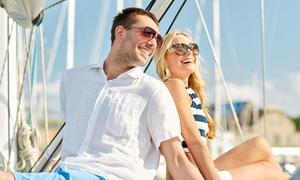Calabria Sport Fishing: Uscita in barca di 4 ore, pesca con canna e snorkeling per 2 o 4 persone con Calabria Sport Fishing (sconto fino a 55%)