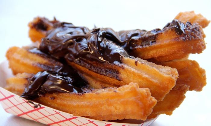 Churros El Tigre - San Ysidro: Churros and Other Sweet Treats at Churros El Tigre (Half Off). Two Options Available.