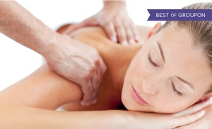 All Body Kneads: Infrared-Sauna Packages at All Body Kneads (Up to 53% Off). Three Options Available.