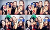 MyFunOverLouisville: Three- or Four-Hour Photo-Booth Rental with Prints, CD, Props, and Photo Book from MyFunOverLouisville (Up to 57% Off)