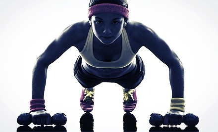 $99 for Month of Women's Fitness Classes and Four Personal-Training Sessions at TeamCurnow ($300 Value)