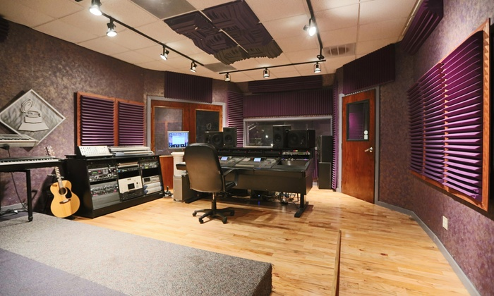 Celebrity Sound Studios - Spring Branch West: One Hour of In-Studio Recording from Celebrity Sound Recording Studio (43% Off)