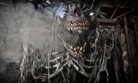 $19  for a R.I.P. Chambers of Fear Haunted House Fast Pass for All Three Haunted Houses ($33 Value)