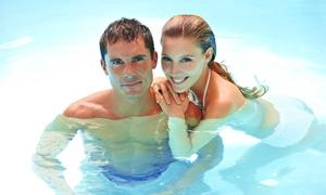 Badepark Bad Wiessee: Tageskarten für Zwei oder Vier für die Bade- und Saunalandschaft im Badepark Bad Wiessee ab 18,50 € (bis zu 51% sparen*)