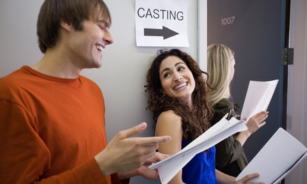 Two-Hour Acting Class at No Budget Studio LLC (50% Off)