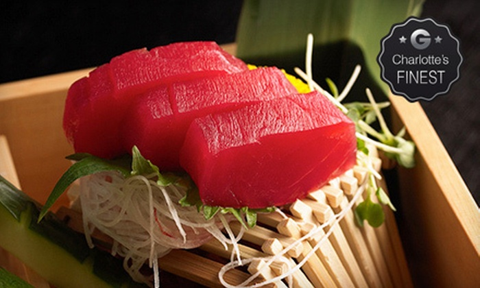 Enso Asian Bistro & Sushi Bar - Second Ward: $30 for $60 Worth of Sushi and Asian Cuisine at Enso Asian Bistro & Sushi Bar