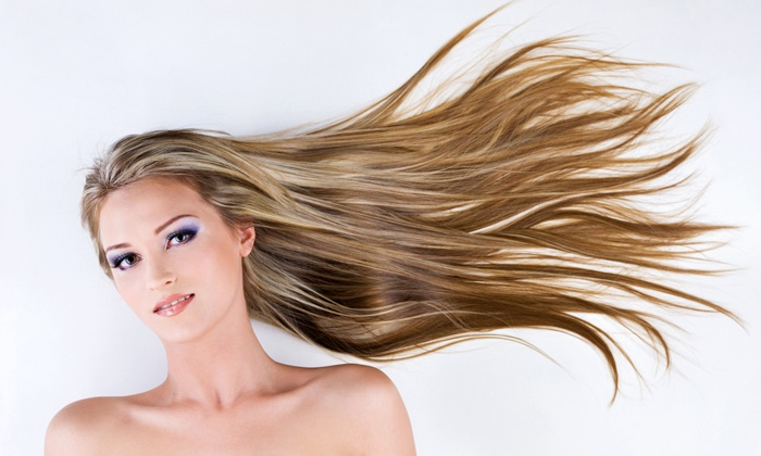 Lauren Cook - Kingwood Salon & Spa - Kingwood: Shampoo and Haircut with Conditioning or Highlights with Lauren Cook at Kingwood Salon & Spa (Up to 46% Off)