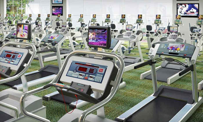 The Athletic Club - Industrial Park: $40 for a Five-Visit Punch Card at The Athletic Club ($100 Value)