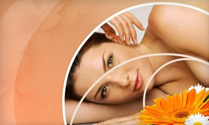 MS Slim - Rowland: $55 for Provence Gommage Anti-Aging Facial ($125 Value) or $44 for doTerra Aroma-Touch Clinical Massage ($88 Value) at MS Slim in Rowland Heights