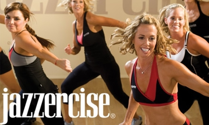 Jazzercise - Multiple Locations: $39 for Two Months of Unlimited Classes at Jazzercise (Up to $140 Value)