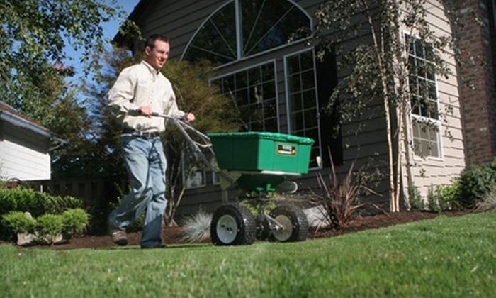 ProGrass - Portland: $15 for NaturalCare Plus Lawn-Care Treatment from ProGrass ($52 Value)