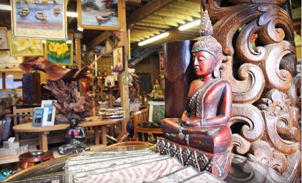 $80 Groupon  - Bali Boo in Kailua