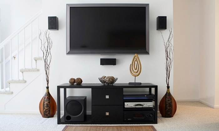 Half Off TV And Home Theater Installation