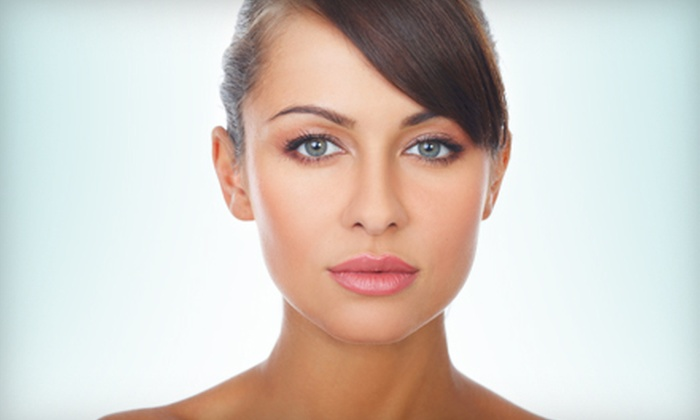 Aura Laser Skin Care - Multiple Locations: One, Two, or Three IPL FotoFacials with Microdermabrasions at Aura Laser Skin Care (Up to 89% Off)