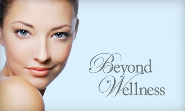 Beyond Wellness - Hoover: $45 for a Chemical Peel or Hydrofacial Jet Peel Treatment at Beyond Wellness ($100 Value)