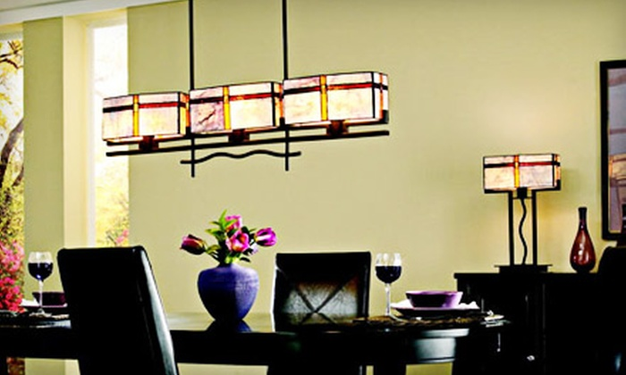 Tallahassee Lighting, Fan & Blind - Tallahassee: $25 for $75 Worth of Lighting and Lighting Fixtures at Tallahassee Lighting, Fan & Blind