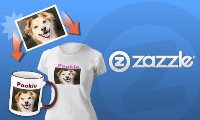 Zazzle.com - Tulsa: $25 for $50 Worth of Customizable Gifts from Zazzle.com