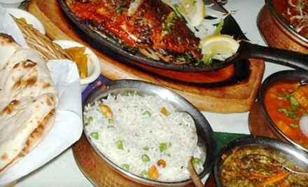 $20 Groupon to Rasoi  An Indian Kitchen - Rasoi  An Indian Kitchen in Albuquerque