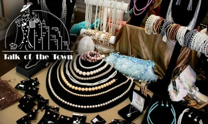 Talk of the Town Boutique - Downtown St. Petersburg: $15 for $30 Worth of Handbags, Jewelry, and Gifts at Talk of the Town Boutique