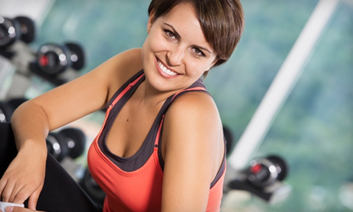 Lady of America Fitness Center - Rancho Vistoso: $29 for a One-Month Membership and Massage at Lady of America Fitness Center in Oro Valley ($147 Value)