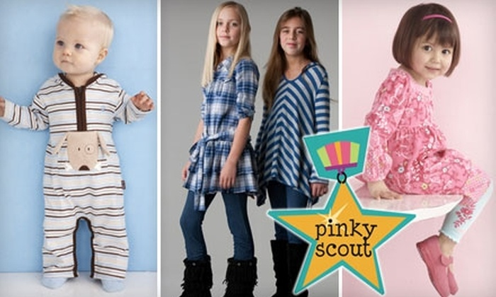 Pinky Scout - Troy: $25 for $50 Worth of Apparel, Accessories, Toys, and More at Pinky Scout