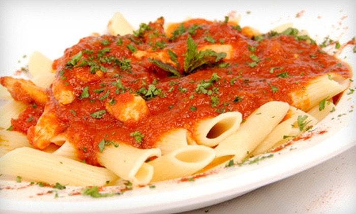 Panorama Cafe - Yorkville,Uptown,Upper East Side: $12 for $25 Worth of Latin-Italian Fusion Fare and One Dessert at Panorama Cafe (Up to $33 Value).