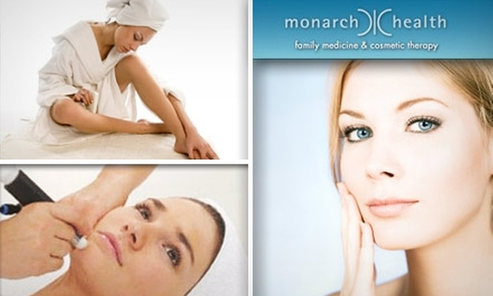 Monarch Health - Northcrest: $49 for a Microdermabrasion Facial or Other Aesthetic Services at Monarch Health