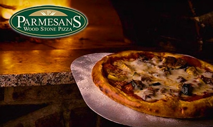 Parmesans Wood Stone Pizza - Frankfort: $10 for $20 Worth of Pizza and Italian Fare at Parmesans Wood Stone Pizza in Frankfort