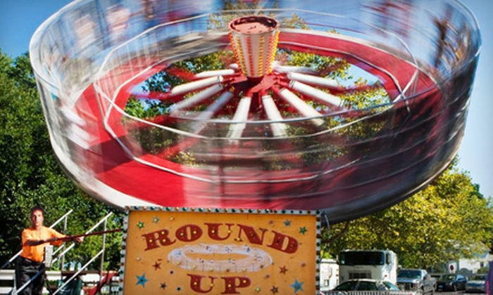 Richmond County Fair - Richmond Town: $22 for Day Package for Two at Richmond County Fair on Saturday, September 3rd in Historic Richmond Town (Up to $46 Value)
