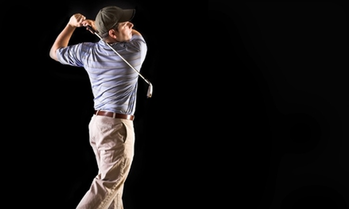 The Golf Academy at Parkville Commons - Parkville: One-Hour Private Golf Lesson for Child or Adult at The Golf Academy at Parkville Commons