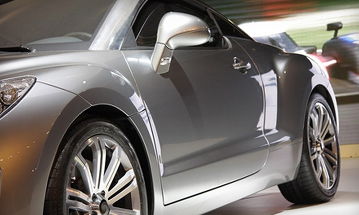 Collision Tech OKC - Multiple Locations: Mini Detail or Headlight Restoration at Collision Tech OKC (Up to 61% Off)