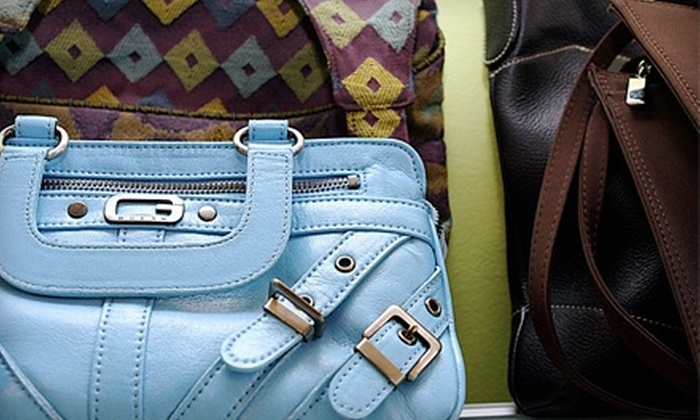 Designer Resale Boutique - Detroit: $25 for $50 Worth of House Merchandise and 90-Day-Old Consignment Items at Designer Resale Boutique in Ferndale