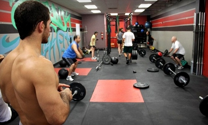 Crank CrossFit - Kendall: $29 for One Month of Unlimited Classes at Crank CrossFit ($125 Value)