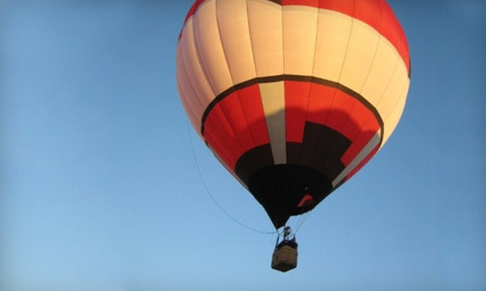 Arizona Hot Air - Deer Valley: $339 for a Private Hot Air Balloon Flight for Two from Arizona Hot Air in Peoria ($680 Value)