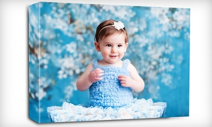 Devine Studios - Sherrydale: $225 for a 90-Minute Photo Session and One Canvas Gallery Wrap from Devine Studios ($450 Value)