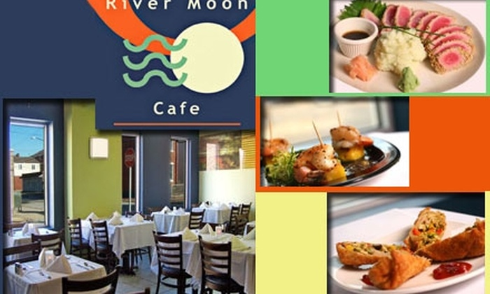River Moon Cafe - Central Lawrenceville: $15 for $30 Worth of Homemade Meals at River Moon Cafe