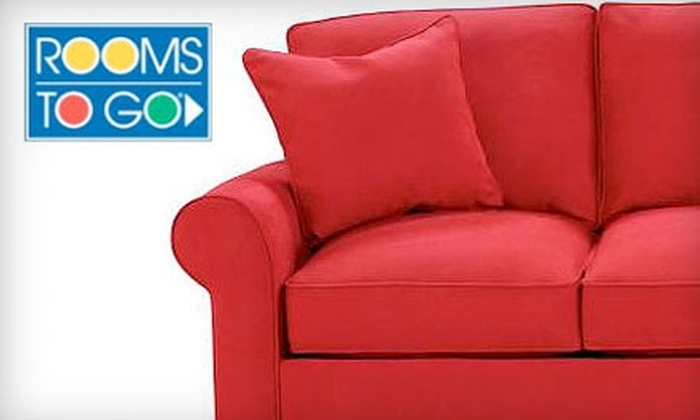 Rooms to Go - Knoxville: $25 for $100 Toward Furniture and More at Rooms To Go
