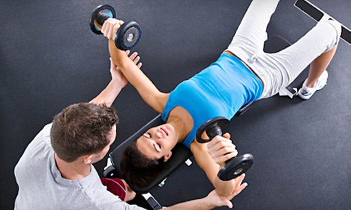 Ja Spa & Fitness - Marcellus: Single or Couple's Gym Membership Plus Personal-Training Sessions at Ja Spa & Fitness in Marcellus (Up to 76% Off)