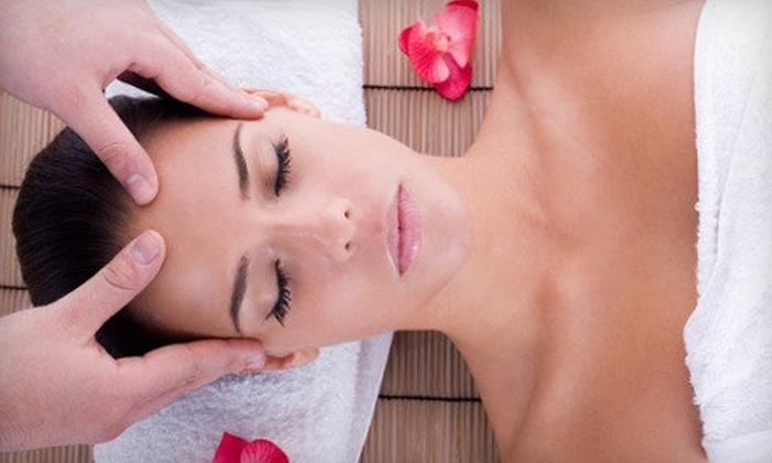 Serendipity Day Spa & Wellness Center - Riverbank: Spa Services at Serendipity Day Spa & Wellness Center. Three Options Available.