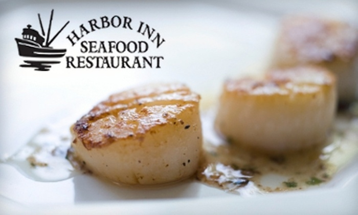 Harbor Inn Seafood - Newell: $15 for $30 Worth of Seafood at Harbor Inn Seafood