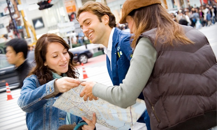 UrbanQuest - Downtown Toronto: $11 for a City Scavenger Hunt Adventure from UrbanQuest ($22.59 Value)