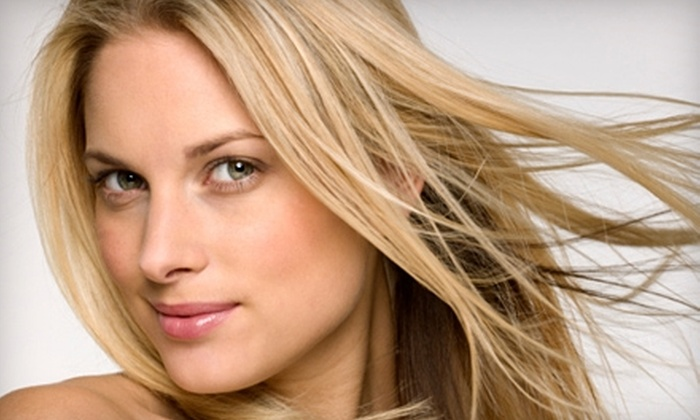 Sweet 9 Flex Salon - Downtown Thousand Oaks: $65 for a KeraSmooth Straightening Treatment at Sweet 9 Flex Salon ($250 Value)