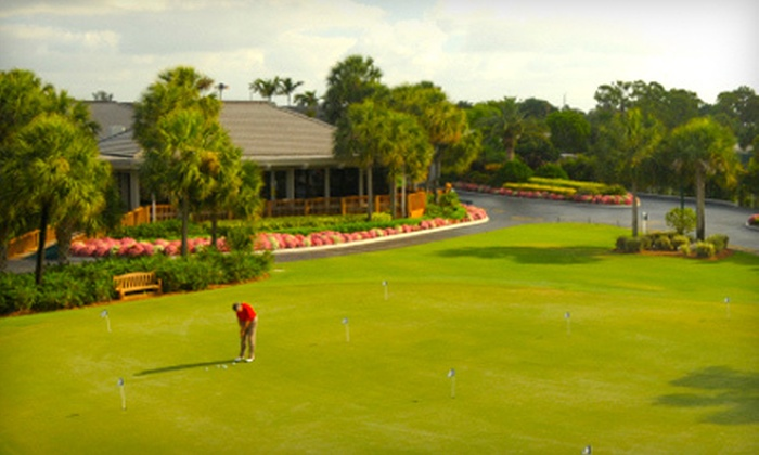 Eastpointe Golf Academy - Eastpointe: One, Two, or Four One-Hour Private Lessons at Kevin Carlson Golf in Palm Beach Gardens (Up to 75% Off)
