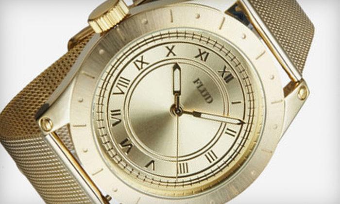 FLüD Watches: $45 for $90 Worth of Flüd Watches