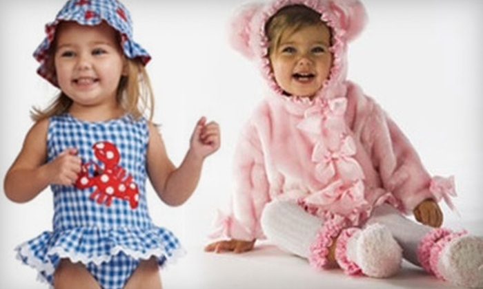 Claire's Closet - Sierra Springs: $15 for $30 Worth of Children's Apparel and More from Claire's Closet