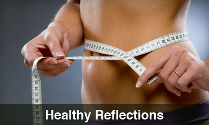 Healthy Reflections Women's Fitness Center and Day Spa - Multiple Locations: $35 for a Detoxifying Full Body Wrap at Healthy Reflections Women's Fitness ($75 Value)
