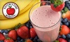 Natures Fare Natural Foods - Multiple Locations: Half Off Fresh Smoothies or Cleansing Drink at Nature's Fare Markets. Choose from Three Options.