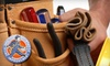 The Home Improvement People - Lawrence Heights: $59 for Two Hours of Handyman Services from The Home Improvement People ($150 Value)