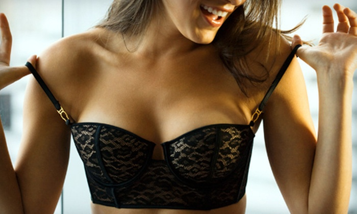 BraTopia - Crescent Heights: $35 for $70 Worth of Lingerie, Swimwear, and Clothing at BraTopia